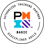 disciplined agile basic training badge
